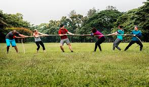 sport team building activity
